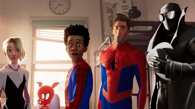 Spider-Man: A New Universe gewinnt Oscar und schlägt beliebten Anime-Film