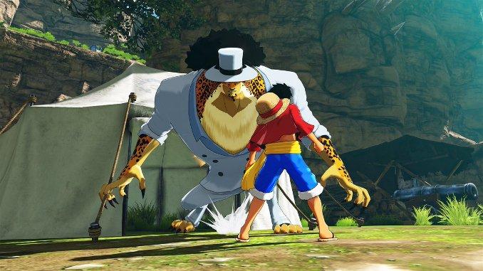 One Piece: World Seeker: Neuer Trailer erklärt, warum ihr eure Beziehungen verbessern solltet
