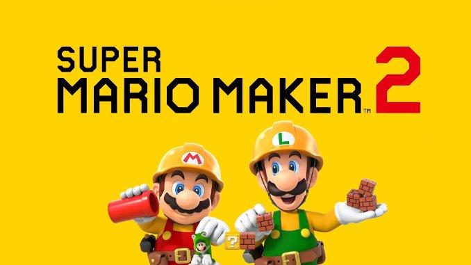 Super Mario Maker 2: Features und Release des Nintendo-Baukastens