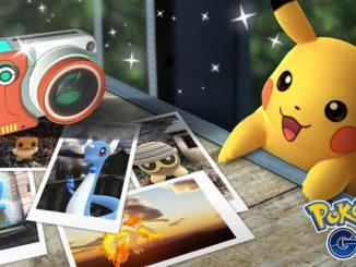Pokémon GO: Schnappschuss-Funktion ab sofort für Trainer verfügbar