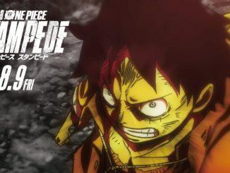 One Piece Stampede: Neuer Trailer veröffentlicht