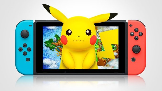 Pokémon Switch 2019: Verrät morgige Nintendo-Direct Infos zum Spiel?