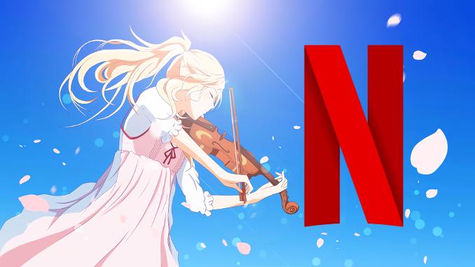 Nach Your Name. - Netflix nimmt nächsten Romantik-Anime ins Sortiment auf