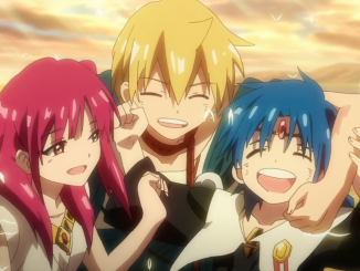 Magi: The Labyrinth of Magic - Wann bekommen wir Staffel 3?