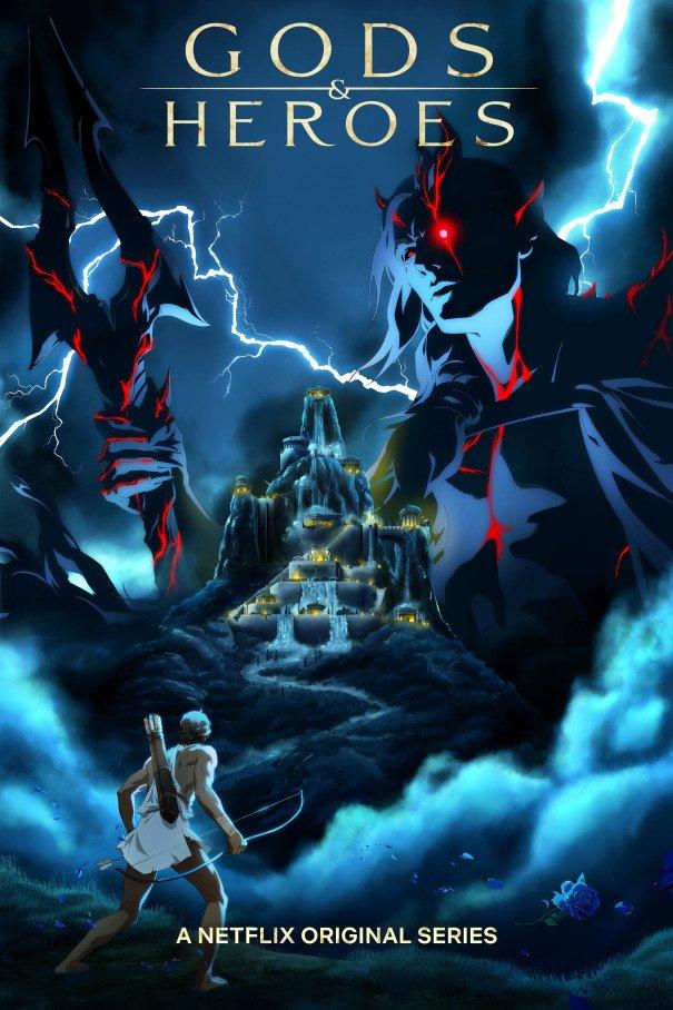 Netflix: Neue Serie der Castlevania-Macher dreht sich um Zeus und den Olymp