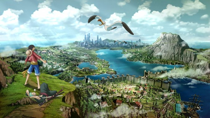 One Piece: World Seeker - So bewerten die Kritiker das Open-World-Spiel