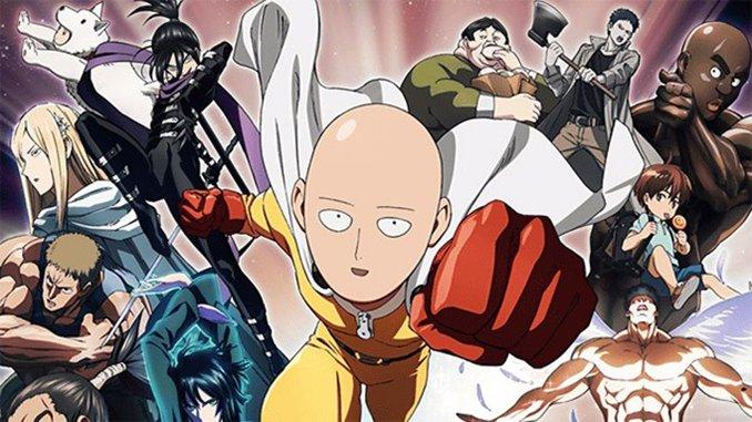 One Punch Man Staffel 2 - genaues Release-Datum bekannt