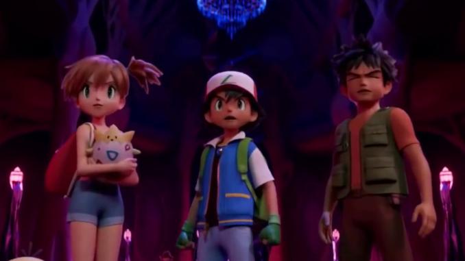 Neuer Pokémon-Film: Ash und seine Freunde in komischer 3D-Optik