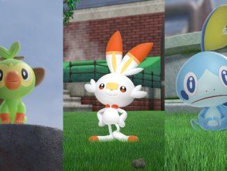 Pokémon Schwert & Schild: Der beliebteste Starter der 8. Generation steht fest