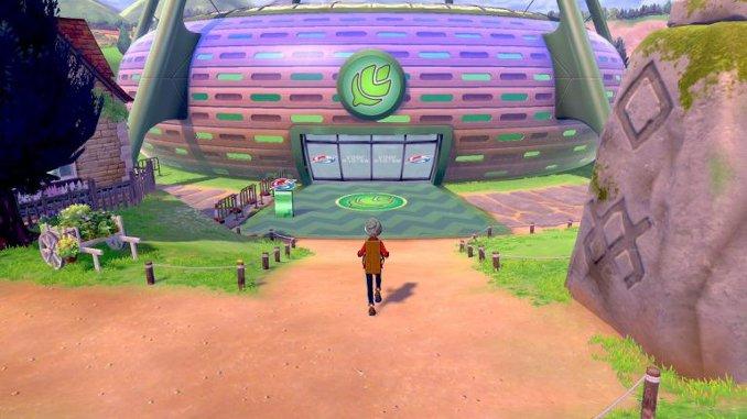 Pokémon Schwert & Schild: Arenen sind gigantische Stadien, Arenaleiter verschwinden