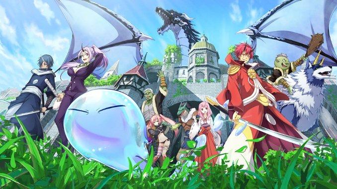 That Time I Got Reincarnated as a Slime: Staffel 2 des Fantasy-Anime startet 2020