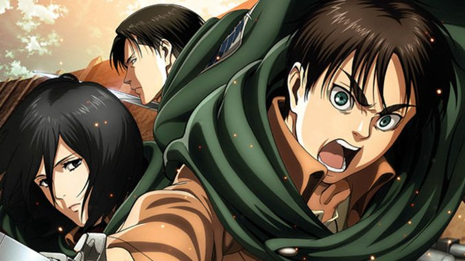 Attack on Titan Staffel 4: Wann ist Start in Deutschland?