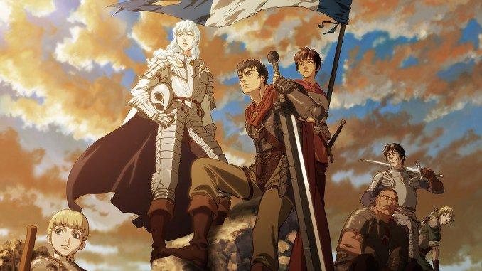Berserk - der Erfolgs-Manga geht weiter