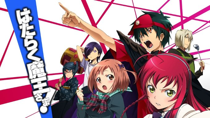 The Devil is a Part-Timer Staffel 2: Wann kommt die Fortsetzung?