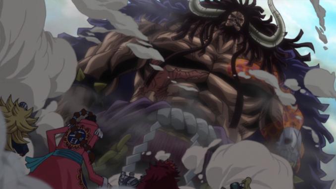 One Piece: Wie gut kennst du die vier Kaiser? (Quiz)