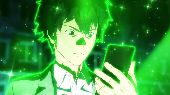 Deutscher Trailer zum Netflix-Anime Ingress: The Animation