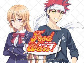 Food Wars! Shokugeki no Soma Staffel 4: Wann geht der Anime weiter?