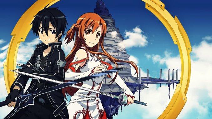 Sword Art Online: Hier gibt es die Anime-Serie online im Stream zu sehen
