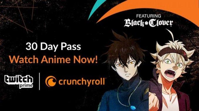 Angebot: Twitch Prime ermöglicht euch nun hunderte von Anime kostenlos zu schauen