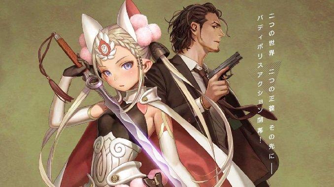 Cop Craft: Alle Informationen zum neuen CGI-Anime