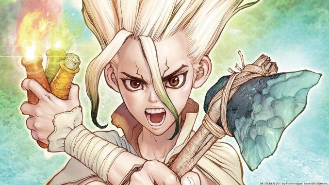 Alles was ihr zum neuen Top-Anime Dr. STONE wissen müsst!