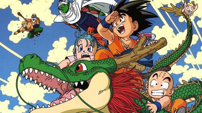 Dragon Ball: Erste Skizze von Son-Goku und Bulma zeigt, wie alles begann