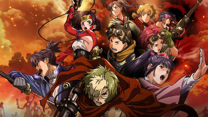 Amazon Prime Video: Die 10 besten Anime-Serien