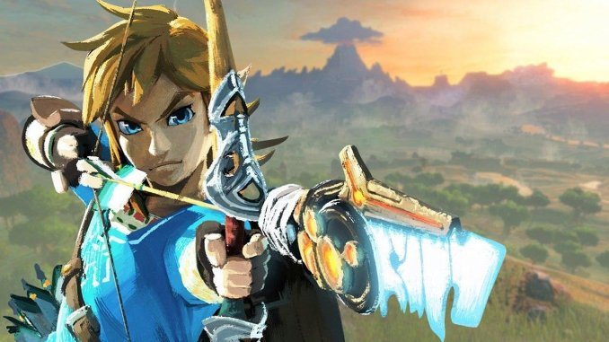 The Legend of Zelda: Breath of the Wild - Fan-Video macht das Videospiel zur Anime-Serie