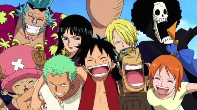 Ist das noch One Piece? Ruffy, Zorro und Co. in der Schule