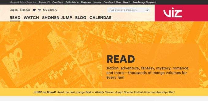 Die besten Manga-Reader: Manga online lesen