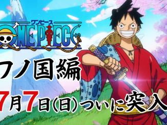 One Piece: So sieht Wano Kuni im Anime aus
