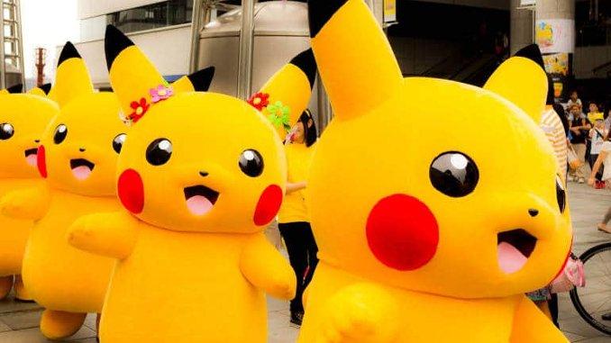 Mit Pikachu dabei - Jetzt könnt ihr offizielle Pokémon-Hochzeiten veranstalten