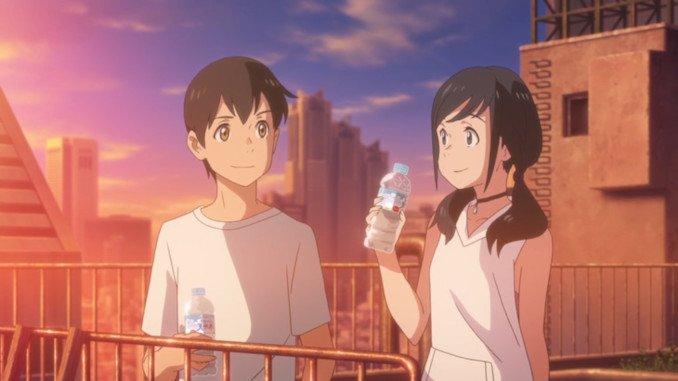 Weathering With You: Wird das der erfolgreichste Anime-Film aller Zeiten?