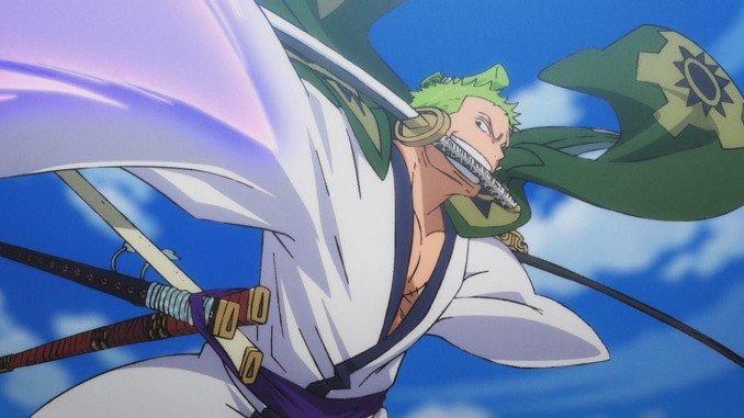 One Piece Fans lieben die erste Wano Kuni Episode