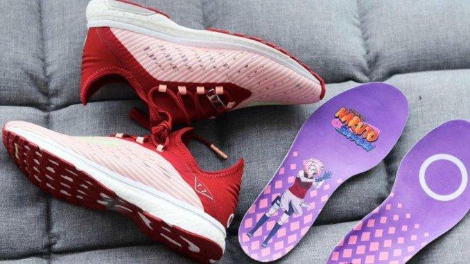 Adidas veröffentlicht schicke Naruto-Sneaker