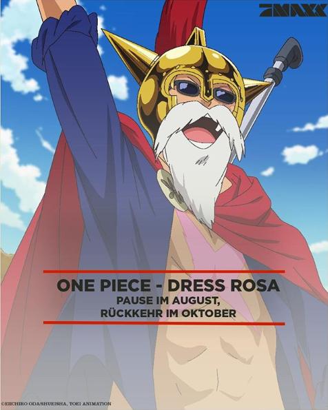 One Piece: Start der neuen Episoden im Free-TV steht endlich fest