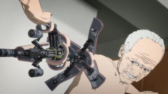 Inuyashiki Last Hero Review - Der letzte Held der Menschheit