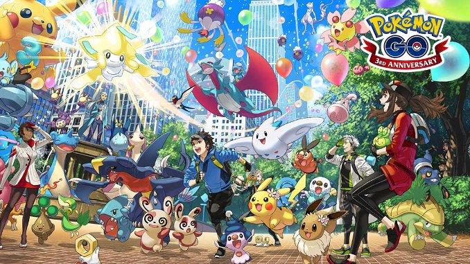 Pokémon GO: Niantic liefert geheimen Hinweis auf Gen 5