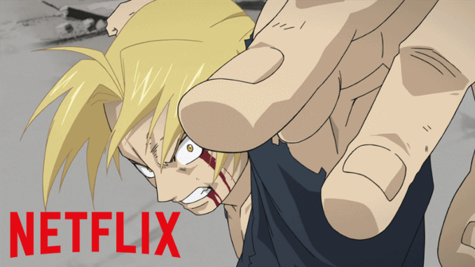Netflix nimmt beliebte Anime-Serien bald aus dem Angebot