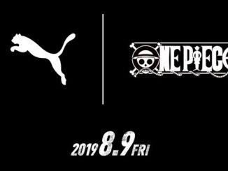 One Piece und PUMA kündigen Zusammenarbeit an