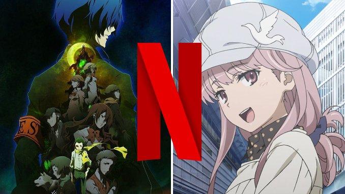 Neu auf Netflix im August 2019: Alle Anime-Highlights in der Übersicht