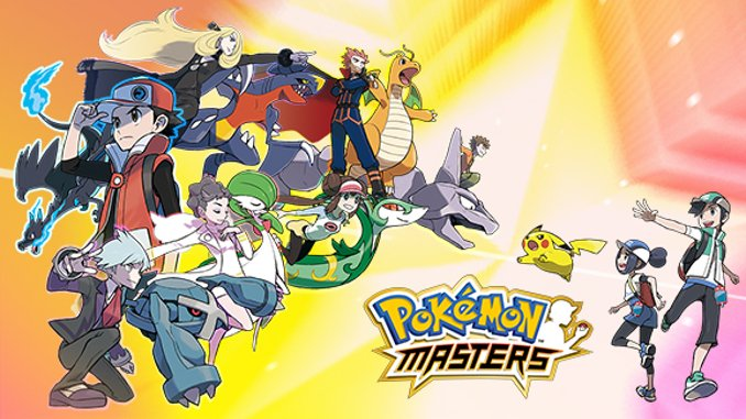 Pokémon Masters: Neues Spiel für Android und iOS ist da