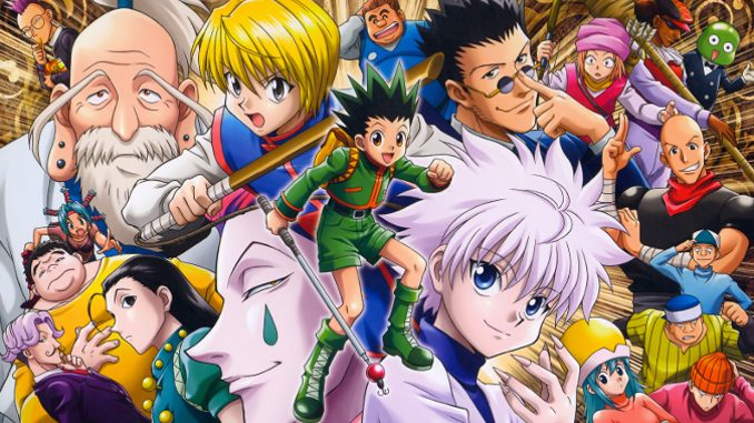 Hunter x Hunter Stream: Anime-Serie legal in Deutschland ansehen