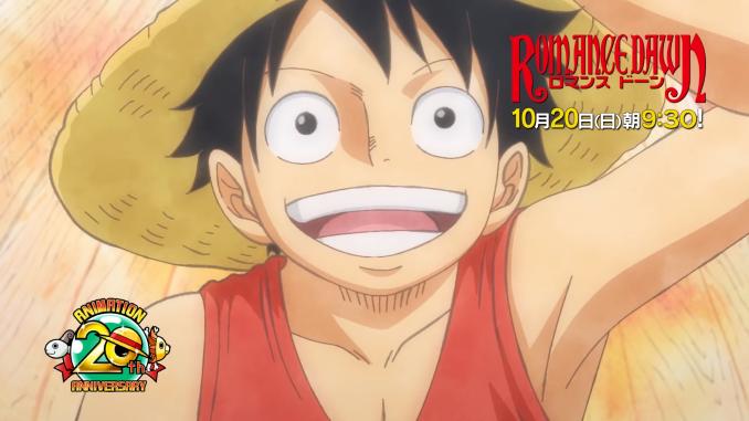 One Piece: Romance Dawn -So sieht das besondere TV-Special aus