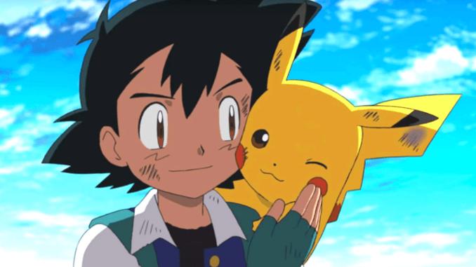 Pokémon: Ash bekommt im Anime einen neuen Begleiter
