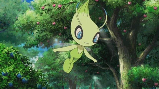 Das Mysterium um den Celebi-Schrein in Pokémon Gold & Silber wurde endlich gelüftet
