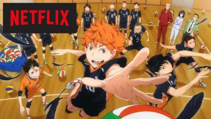 Haikyu!! Staffel 2: Wann ist Release auf Netflix?