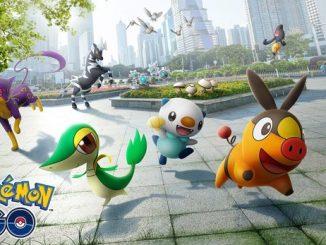Pokémon GO: Jetzt können wir die ersten Monster der 5. Generation fangen