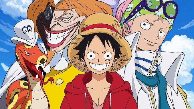 One Piece, Naruto & Co. im Fernsehen - ProSieben Maxx veranstaltet riesigen Anime-Marathon