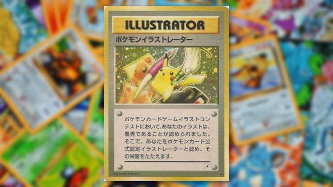 Pokémon-Rekord: Seltene Karte für knapp 200.000 US-Dollar versteigert